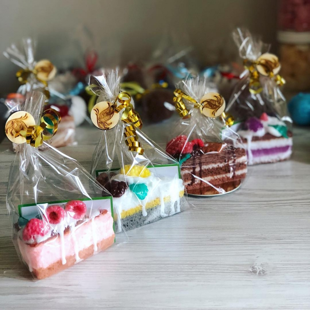"""Мыло """"Шоколадный тортик"""" - 1"""