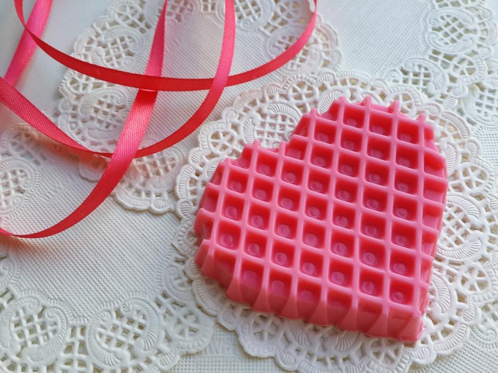 Вафельное сердце - 1