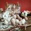 Скраб-шарики для тела «Кокос»  - 3